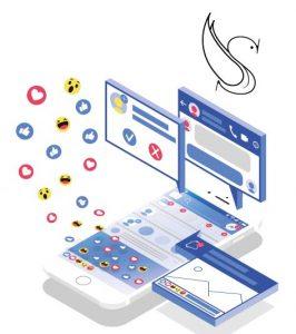 שיווק דיגיטלי ברשתות החברתיות ליעד פתרונות פרסום