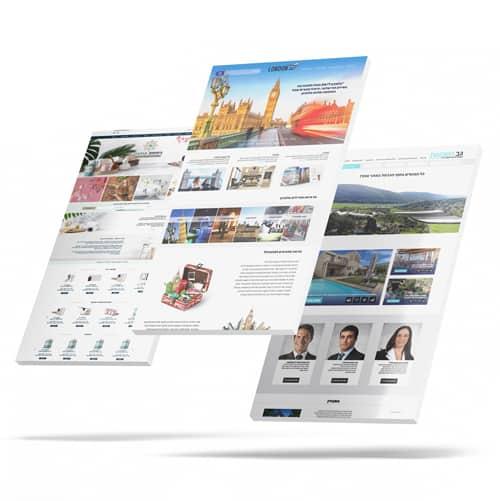 מיתוג עסקי עיצוב אתרים